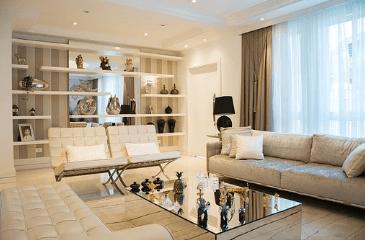 Eine Der Herausforderungen Für Hausbesitzer, Wenn Es Um Die Neugestaltung  Ihrer Innenräume Geht, Ist Die Auswahl Von Designentwürfen.